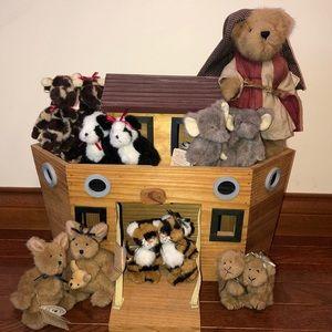Boyd's Bear Plush Noah's Ark Collection Ltd.